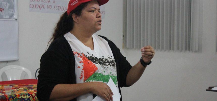 Débora Nunes relata o cenário político para o campesinato brasileiro