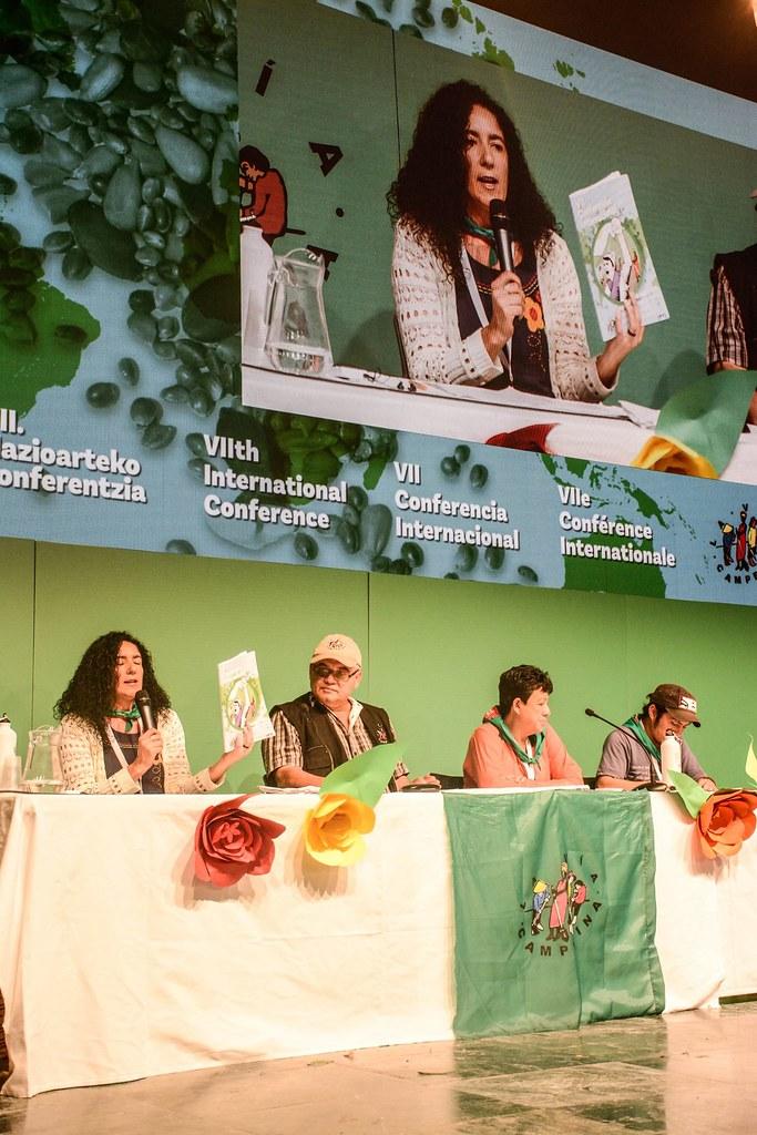 Conferência Internacional da Via Campesina: Desafios da luta camponesa