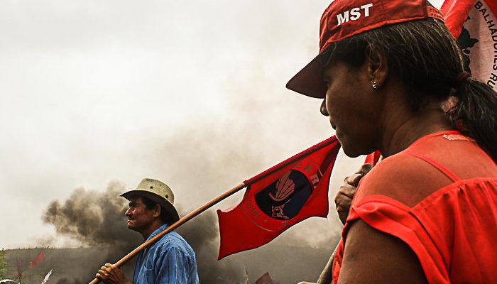Sem Terra anunciam estado permanente de luta em Alagoas