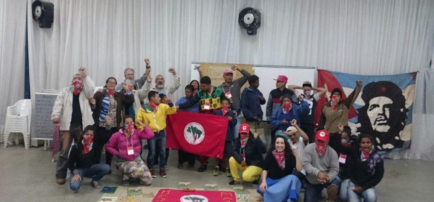 MST realiza Escola de Formação de Base na regional de Campinas, em São Paulo