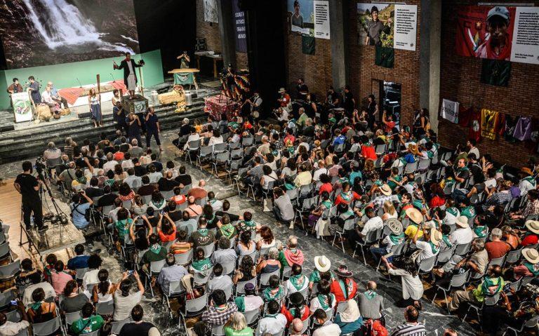 Começou a 7ª Conferência da Via Campesina: Camponeses de 70 países se reúnem para criar soberania alimentar