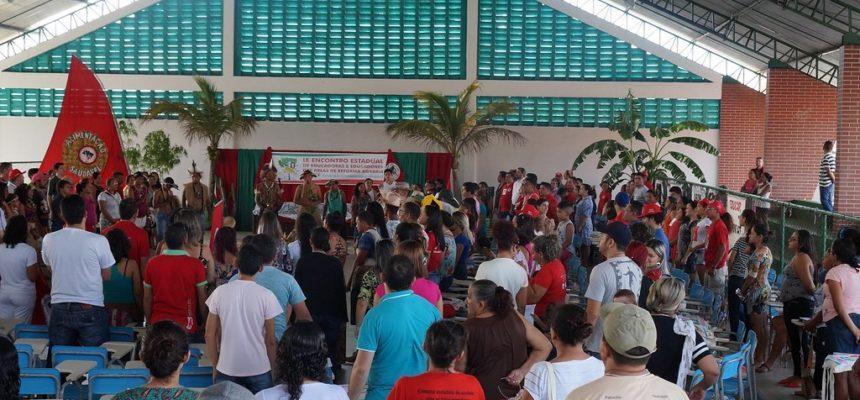 Sem Terra realizam IX encontro estadual de  educadores e educadoras da Reforma Agrária no Ceará