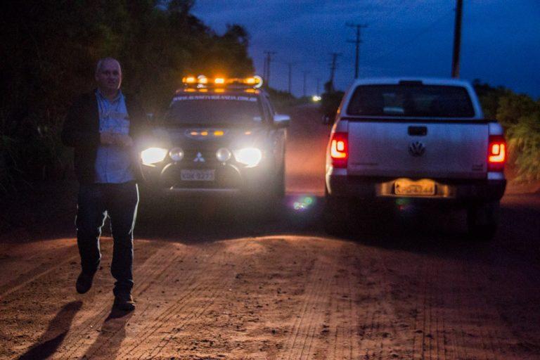 MST denuncia abuso e prisão de militante na reintegração de posse das famílias do Açu (RJ)