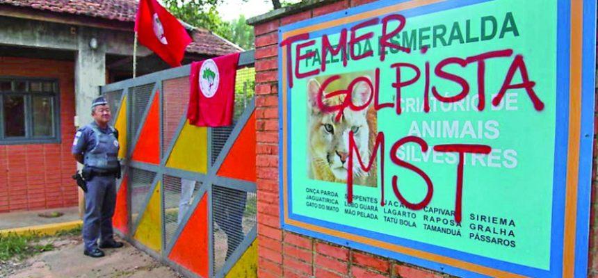 Lima: o coronel de Temer