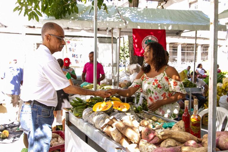 Vai ter Feira da Reforma Agrária nos 30 anos do MST na Bahia