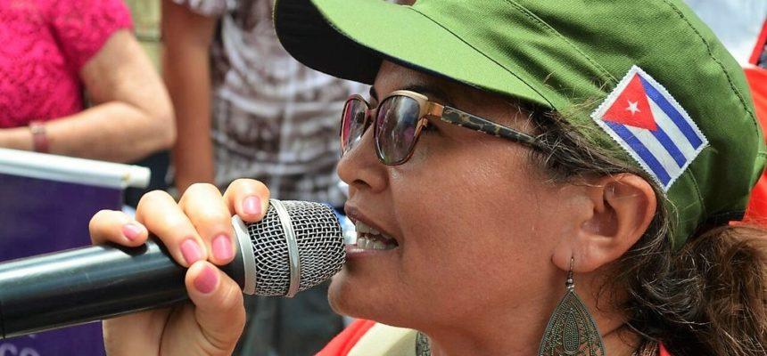 """Miriam Farias: """"Somos milhares, talvez milhões de 'Margaridas'"""""""