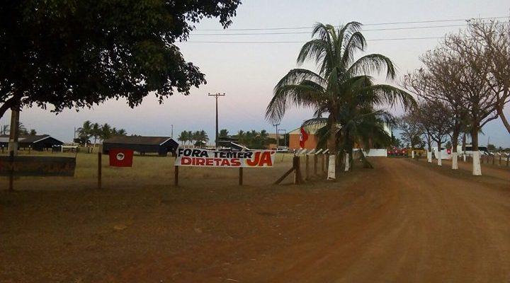 Em Jornada Nacional de lutas, MST ocupa fazenda de Ministro Blairo Maggi