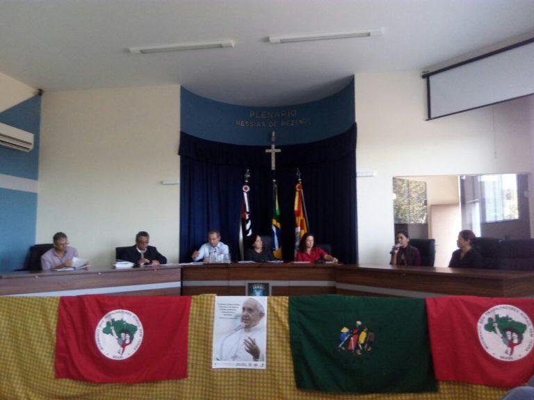 Audiência Pública discute a Reforma Agrária nas terras públicas do Sudoeste Paulista