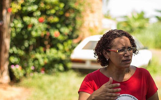 Ocupações apontam relação entre golpe, corrupção e latifúndio, diz dirigente do MST