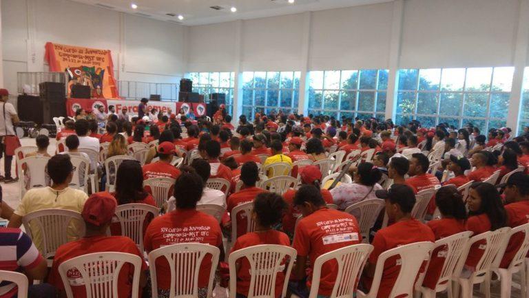 MST realiza XIV curso com a juventude camponesa no Ceará