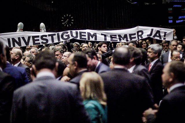 diz oposição sobre votação da denúncia contra Temer