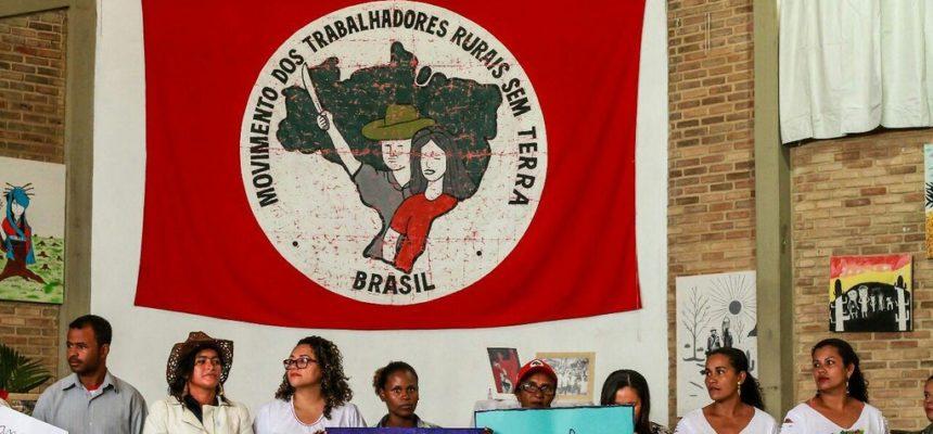 Educadores do MST realizam encontro em Teixeira de Freitas