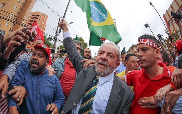 Movimentos e sindicatos convocam ato em apoio a Lula em Curitiba