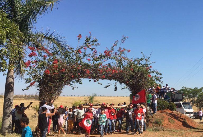 18° Romaria estadual da terra e das águas é realizada no Pontal do Paranapanema