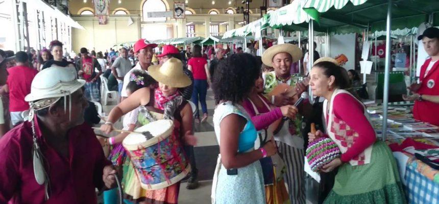 Atenção Minas Gerais: já começou o Circuito Mineiro de Arte e Cultura da Reforma Agrária