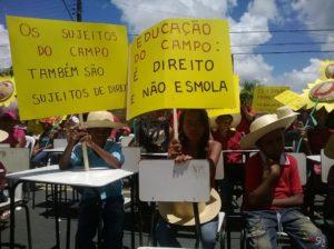 Entidades assinam manifesto pela educação no campo