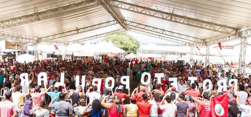 Comemorações dos 30 anos é marcada pelo resgate da luta pela terra na Bahia