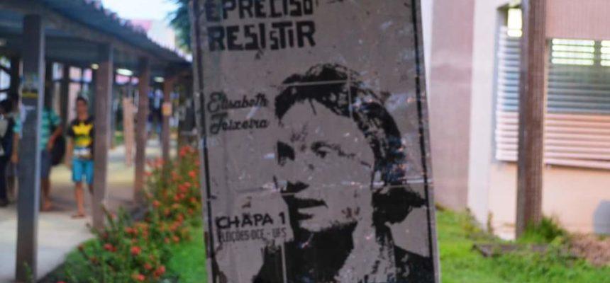 """MST parabeniza a chapa """"É preciso resistir"""" pela vitória nas eleições do DCE/UFS no Sergipe"""