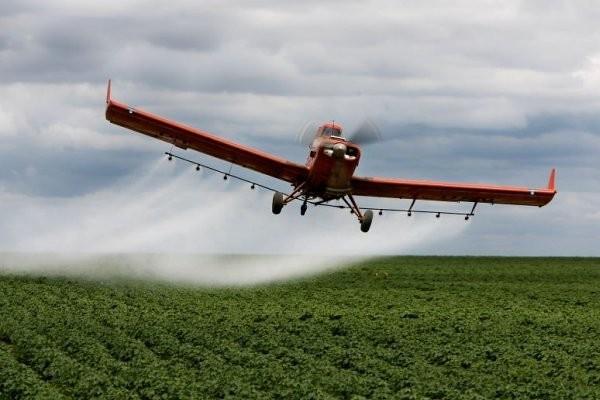 Pulverização aérea de agrotóxicos pode ser extinta em Americana-SP