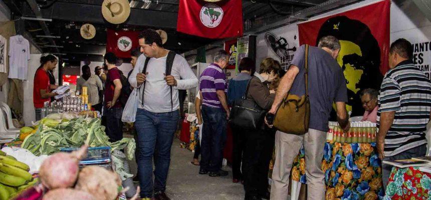 MST inaugura espaço de exposição e comercialização de produtos da Reforma Agrária no Rio de Janeiro