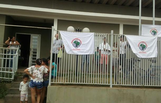 Atingidos por Belo Monte ocupam órgão do Governo Federal em Altamira