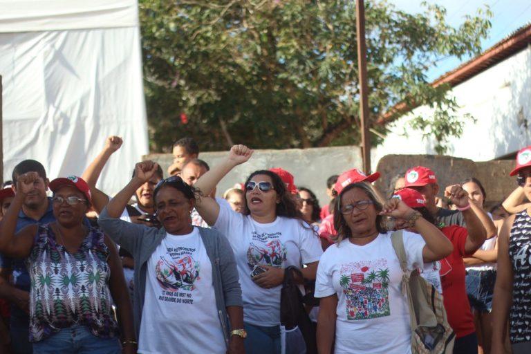 MST faz balanço dos seus 27 anos no Rio Grande do Norte