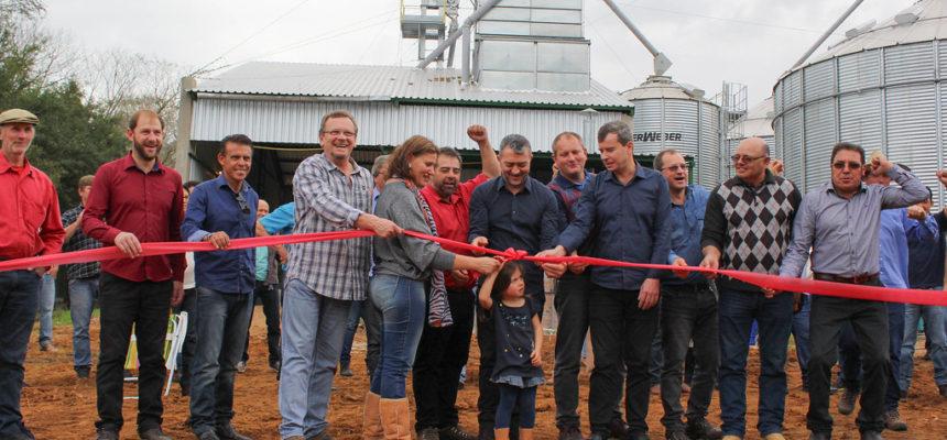 Inauguração de silos e agroindústria vegetal do MST vai gerar mais trabalho e renda no campo