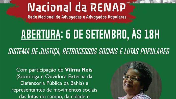 Minas Gerais sedia 22º Encontro Nacional da Renap