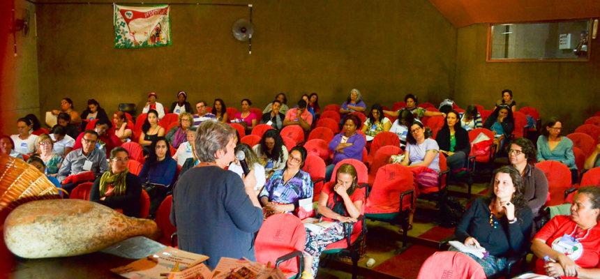 Em MG, MST realiza oficina de Vigilância e Promoção à Saúde em áreas de Reforma Agrária