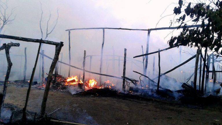 Acampamento no Tocantins é atacado por pistoleiros