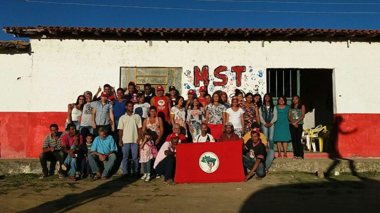 MST realiza curso de formação no Sudoeste baiano