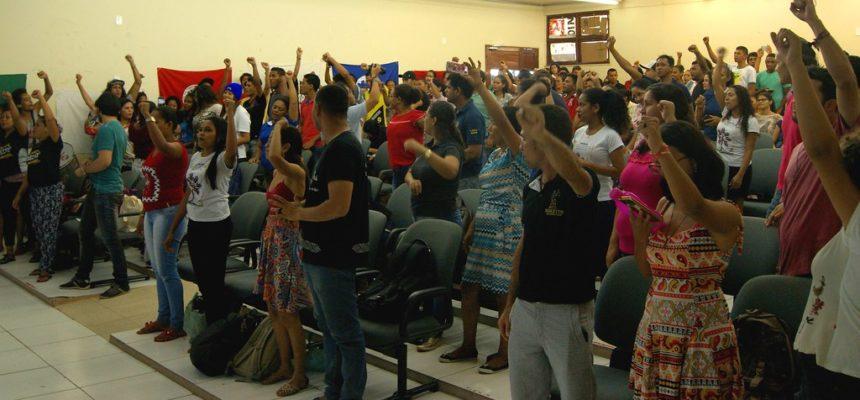Juventude ocupa unidade de universidade pública no Pará