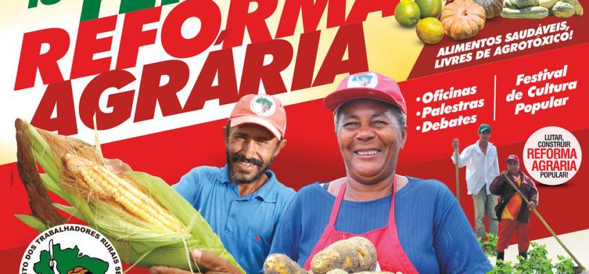 MST anuncia data da 18ª edição da Feira da Reforma Agrária em Maceió