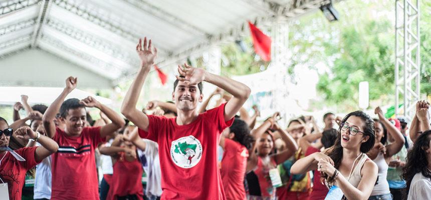 I Encontro de adolescentes da Região sul é realizado no Paraná