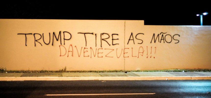 22 de agosto: dia nacional de solidariedade à Venezuela