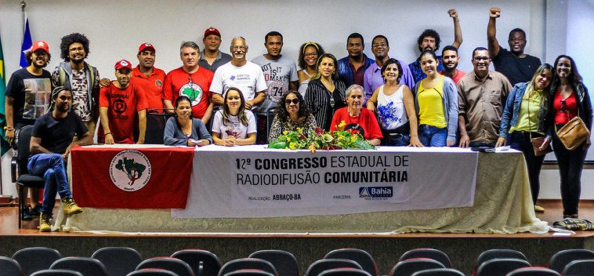 Na Bahia, Sem Terra discutem a implementação de rádios comunitárias livres