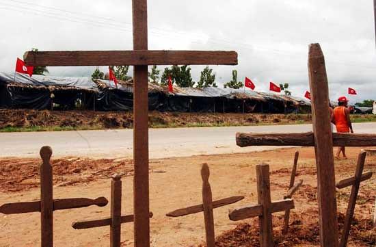 Incra quer destinar área de chacina no Pará à Reforma Agrária