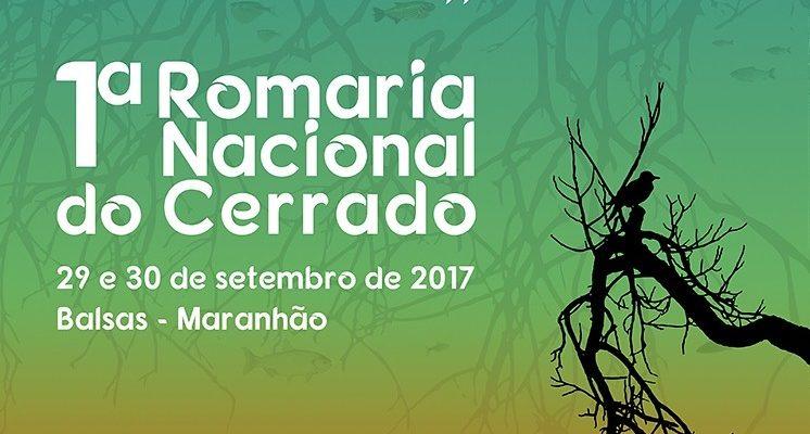 1ª Romaria Nacional do Cerrado acontece neste sábado, 30, em Balsas (MA)