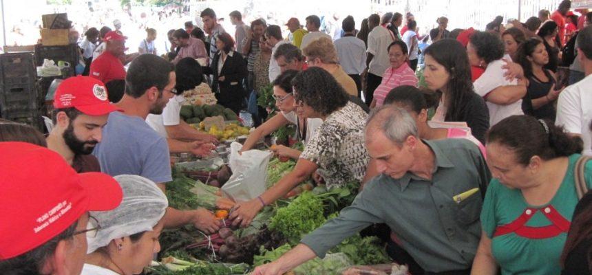 MST realiza a II Feira de Produtos da Reforma Agrária do Espírito Santo