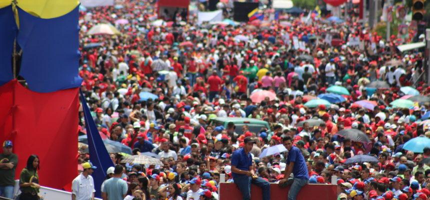 Stédile, Boulos e Celso Amorim se reúnem em ato político-cultural em solidariedade à Venezuela
