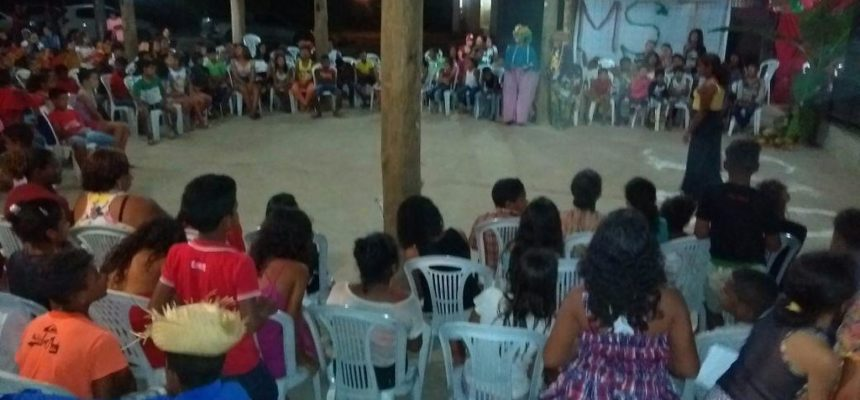 Na Bahia, crianças se preparam para o 1º Encontro Nacional dos Sem Terrinha