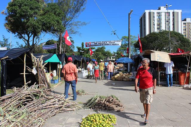 MST traz a 18ª Feira da Reforma Agrária para o Centro de Maceió
