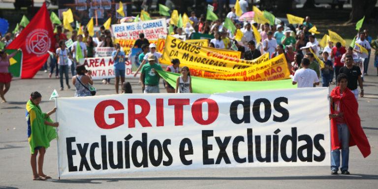 movimentos vão às ruas contra reformas e retirada de direitos