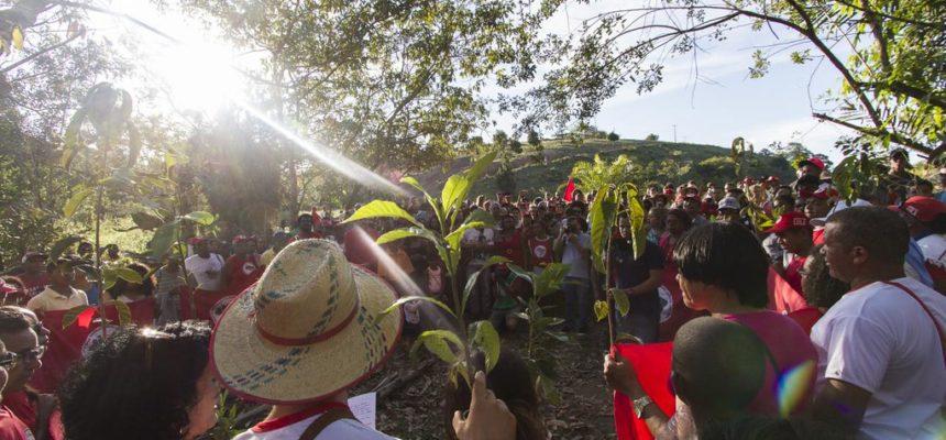 MST inicia as comemorações dos 30 anos na Bahia