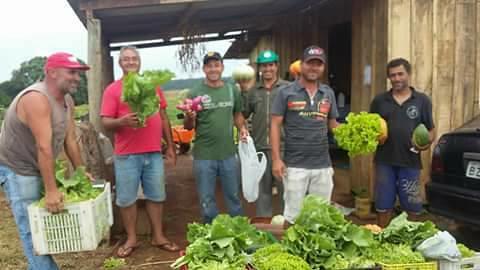 Acampamento Maria Rosa do Contestado comemora dois anos de agroecologia e resistência