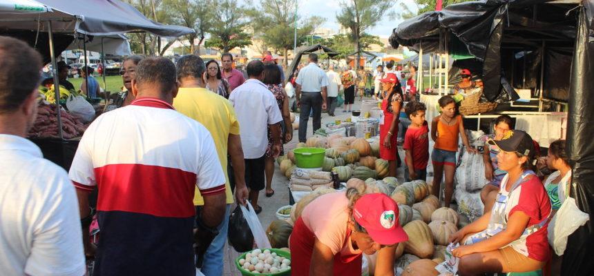MST comercializa 458 toneladas de alimentos durante feira em Maceió