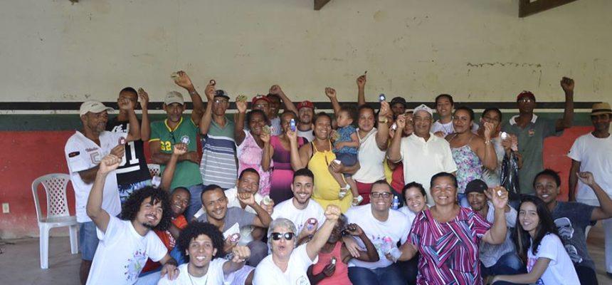 Mutirão leva o debate da Saúde Popular aos assentamentos do MST