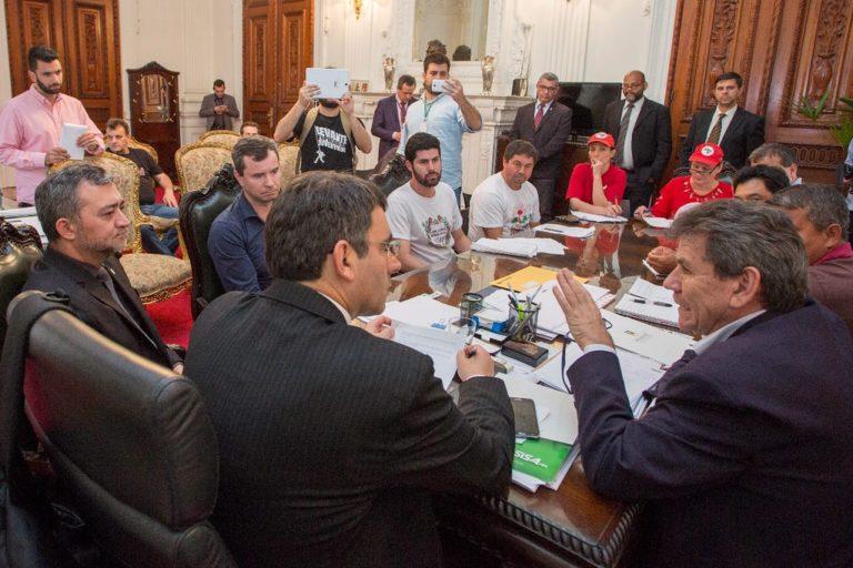 MST cobra soluções do governo Sartori para questões referentes à Reforma Agrária