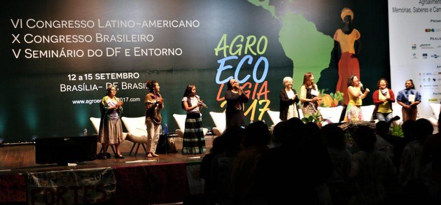 A luta das mulheres norteiam os debates do 2º dia o X Congresso de Agroecologia