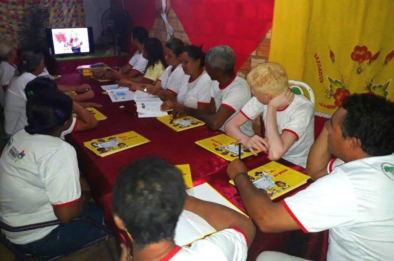 """eu posso!"""" tem aulas iniciadas no Maranhão"""